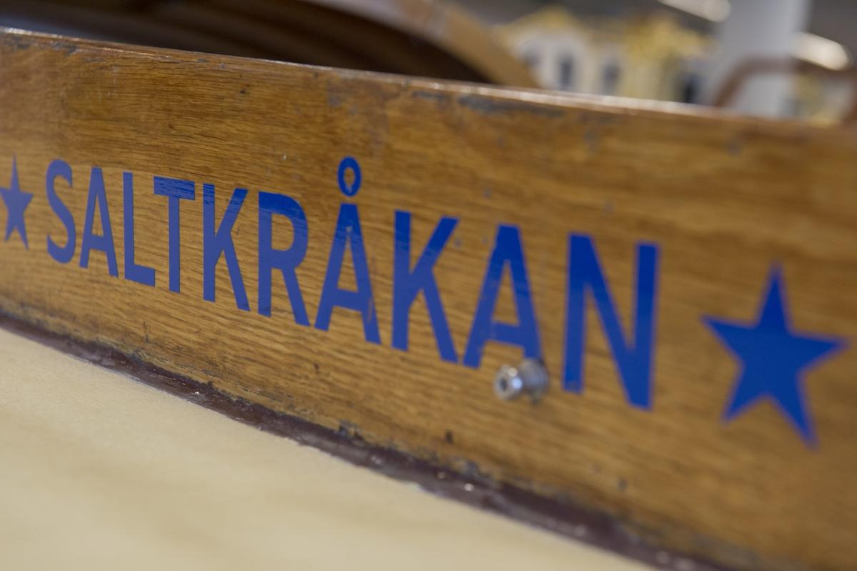 Sjöhistoriska museet visar och förvarar en del av sin båtsamling i Båthall 2 på Galärvarvet i Stockholm. Båtarna är daterade från 1700-talet fram till 1900-talet. Här finns allt från ångslupar och arbetsbåtar till fritidsbåtar av många slag.