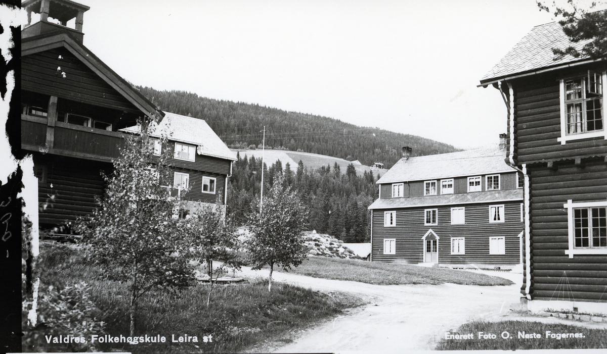 Bygninger på Valdres Folkehøgskule