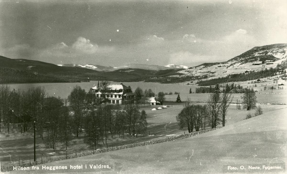 Heggenes hotell, Øystre Slidre