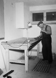 HSB - interiör, Uppsala 1949