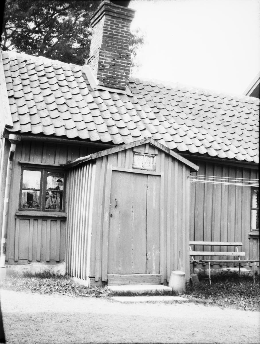 Gårdsinteriör Edsgatan 51  Vänersborg