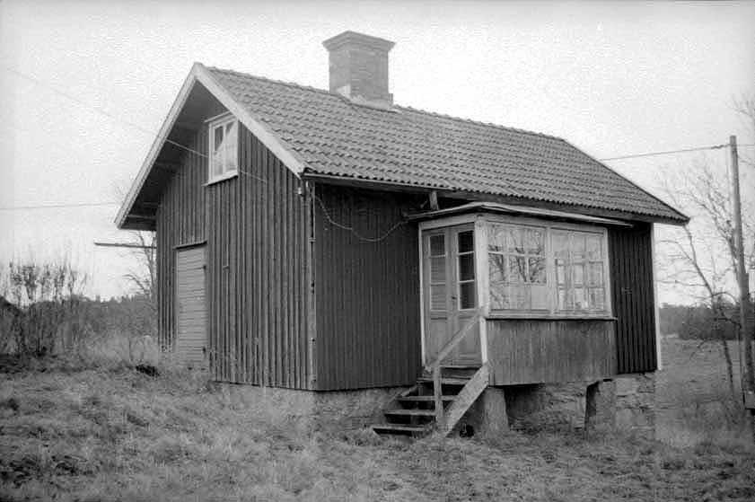 Byggnadsinventering   Vänersborg Dissingstakan  Frändefors