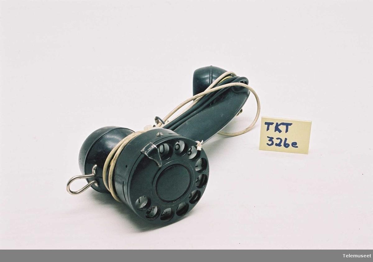 Prøvetelefon