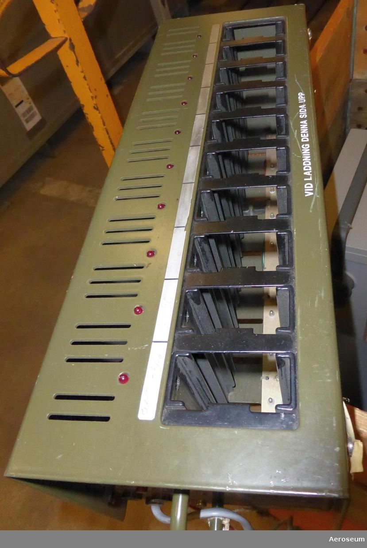 Laddningslikriktare RA-138