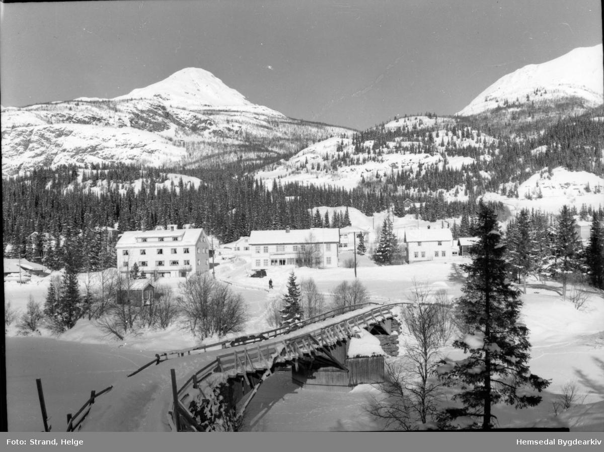 Skogstad Hotell i Trøym i Hemsedal.