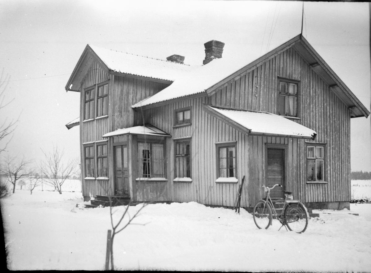 Bostadshuset  Gästgivaregården  Sollebrunn