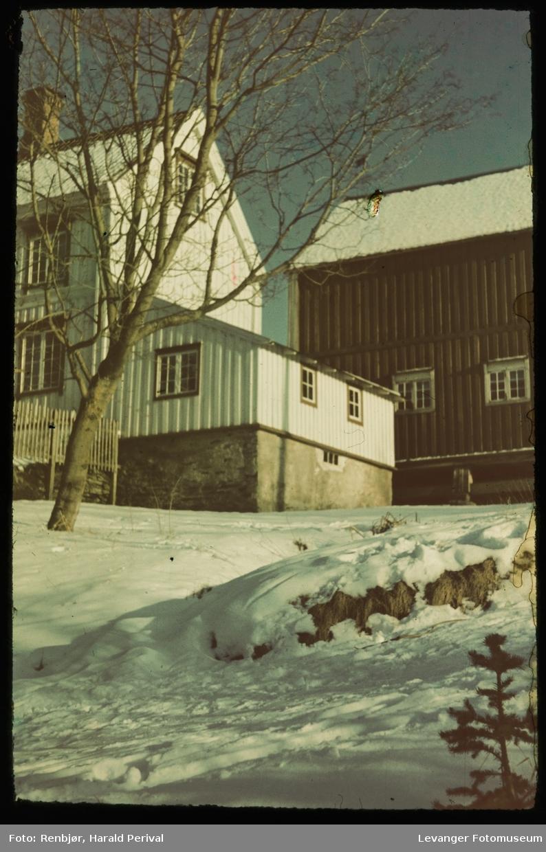 Stabburet og sørenden av Brusvelåna