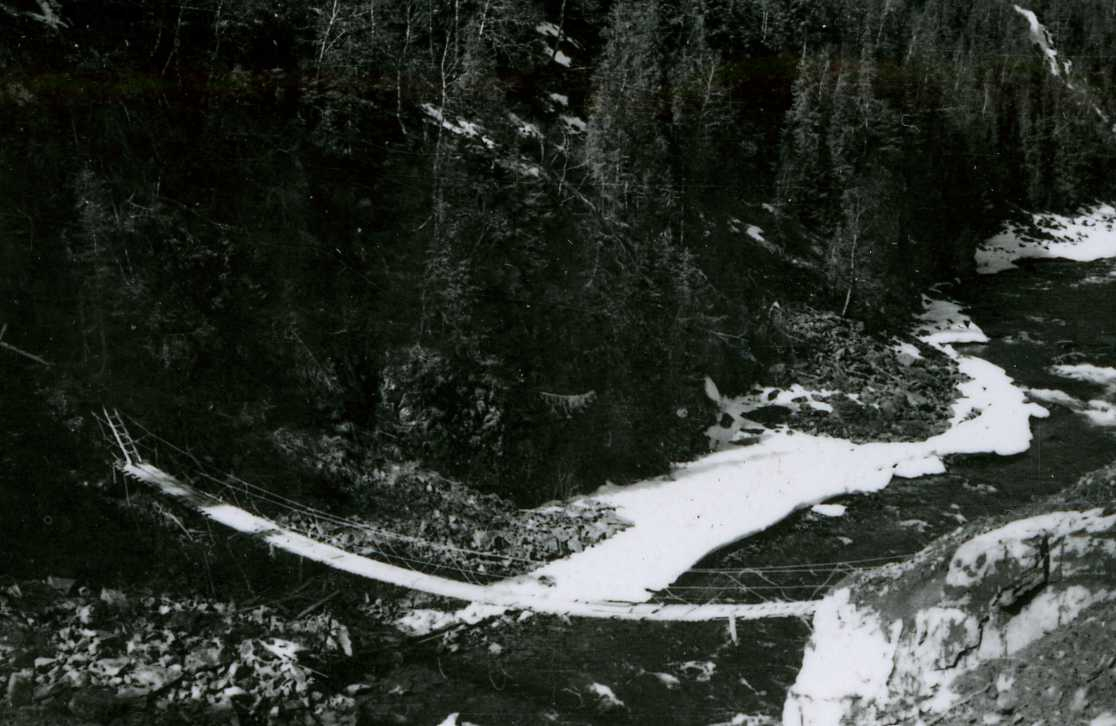 Tveito 3, mai 1958