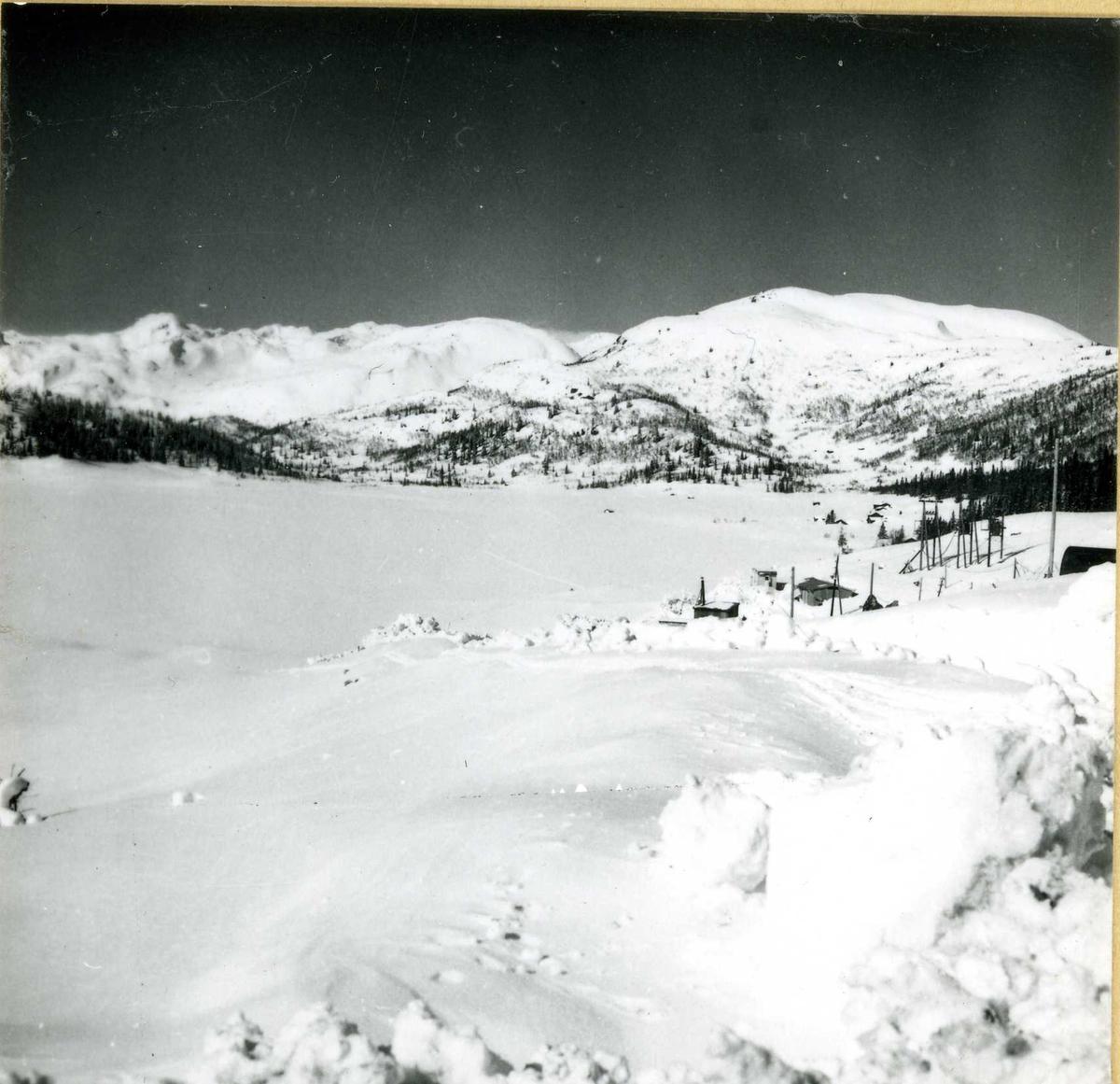 742-6 Botnedalsvatn vinter