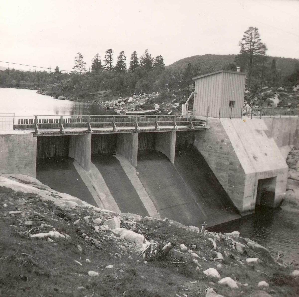 366-3 Langeid dam