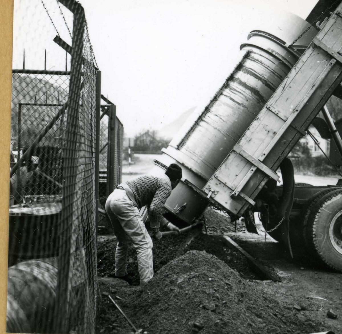Dalen 82, betong