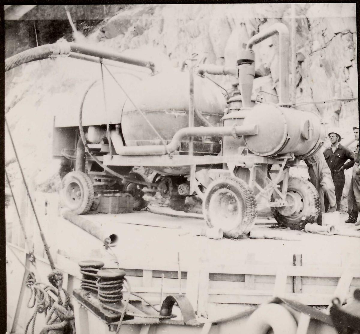 Dalen, betong 4, juni 58