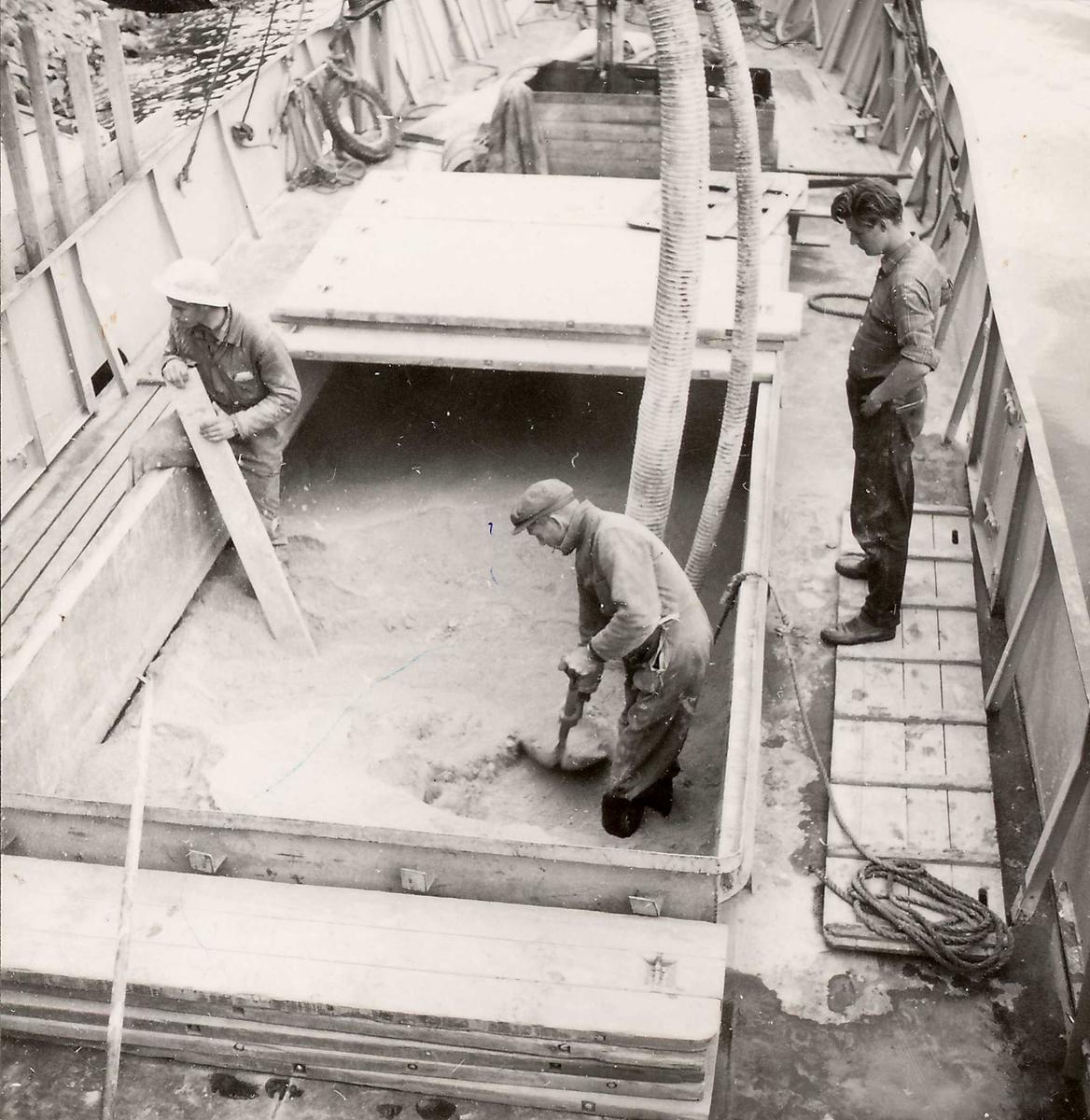 Dalen, betong 6, juni 58