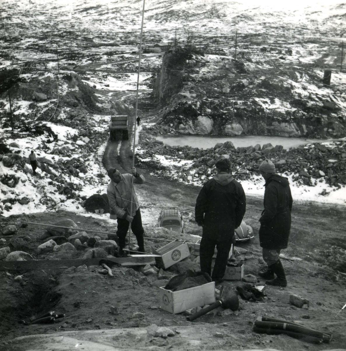 Songa 134, høsten 1959