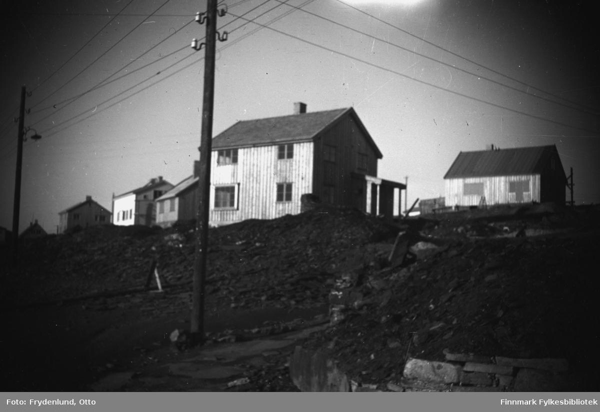 Gjenreisningshus i Vadsø