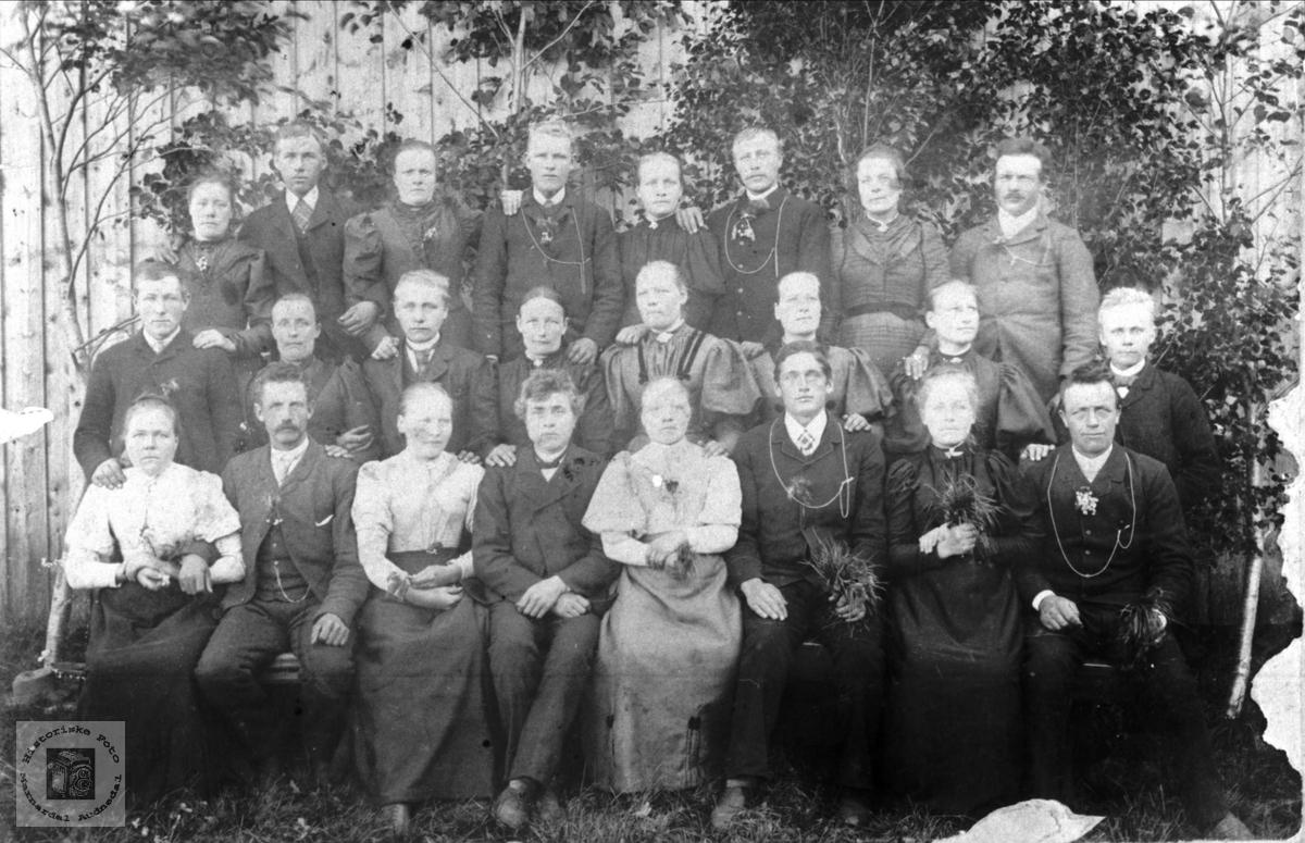 Personer fra Bjelland
