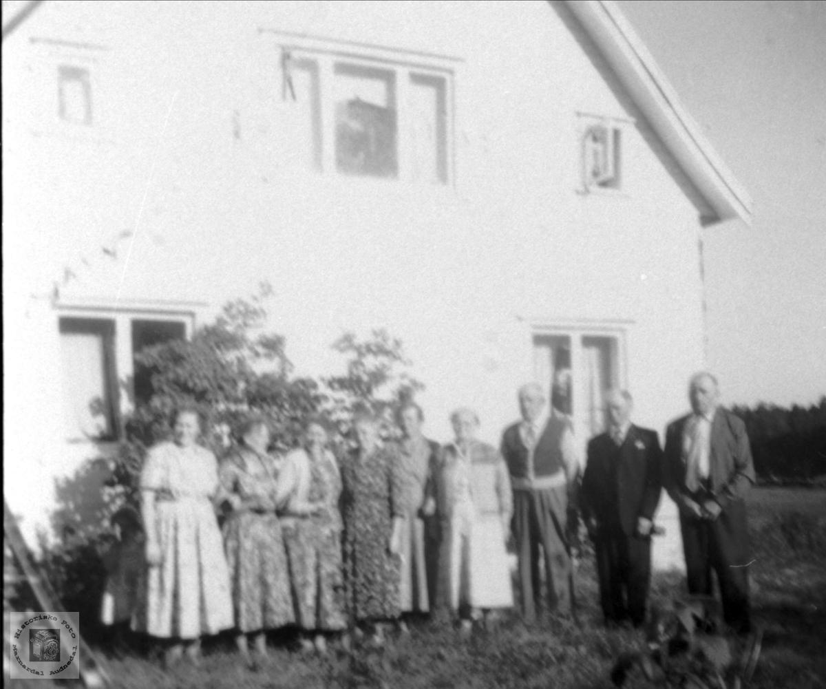 Familietreff Norsk-Amerikaner.
