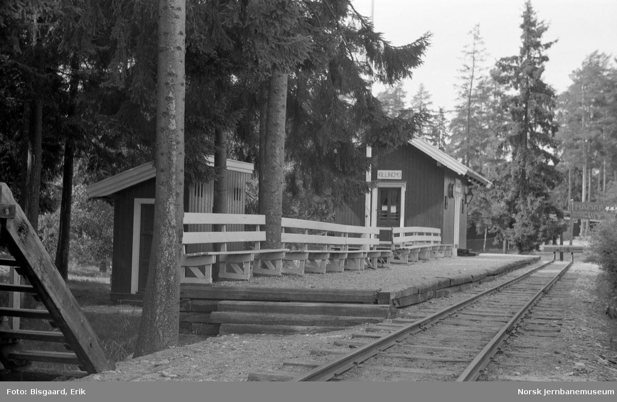 Jernbanemuseet - Killingmo stasjon