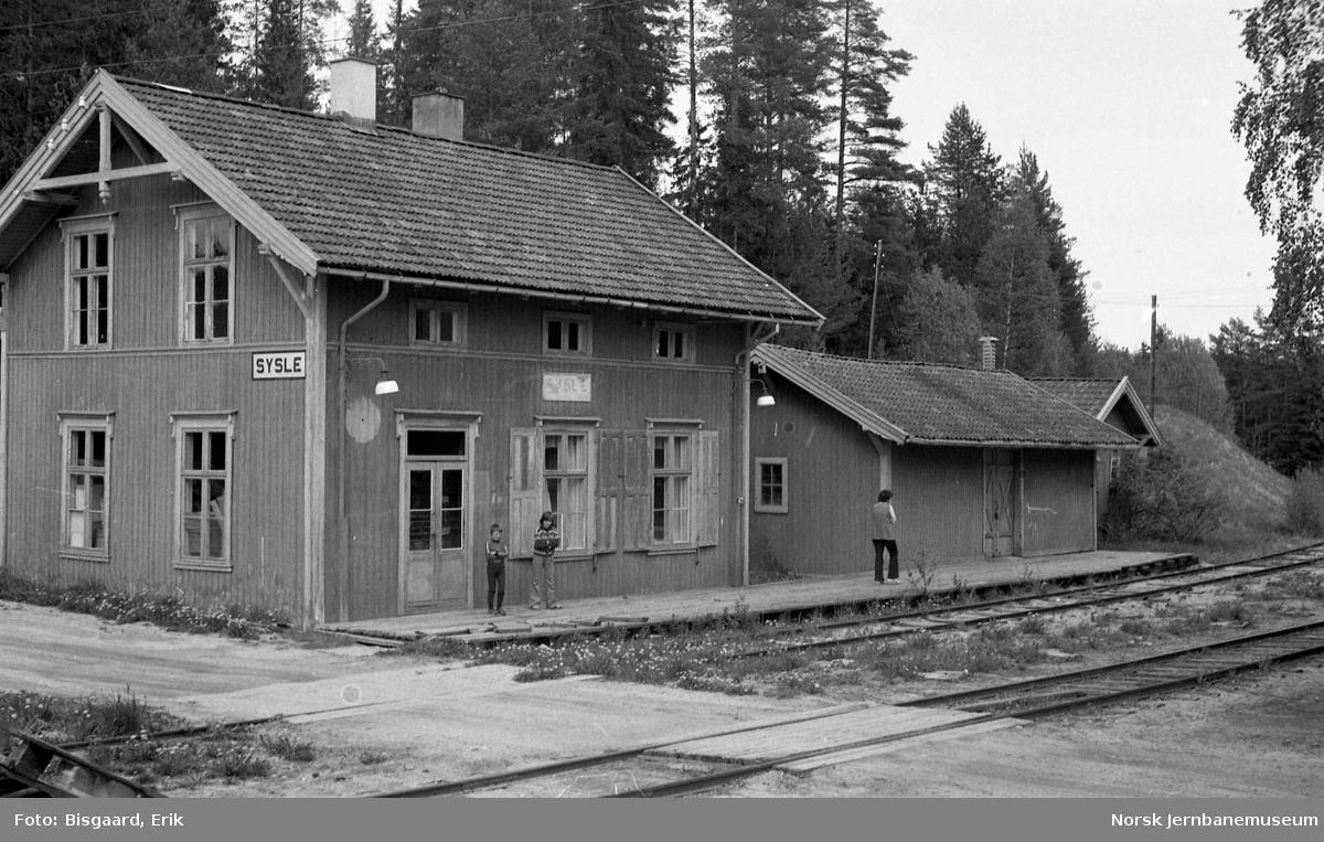Sysle stasjon