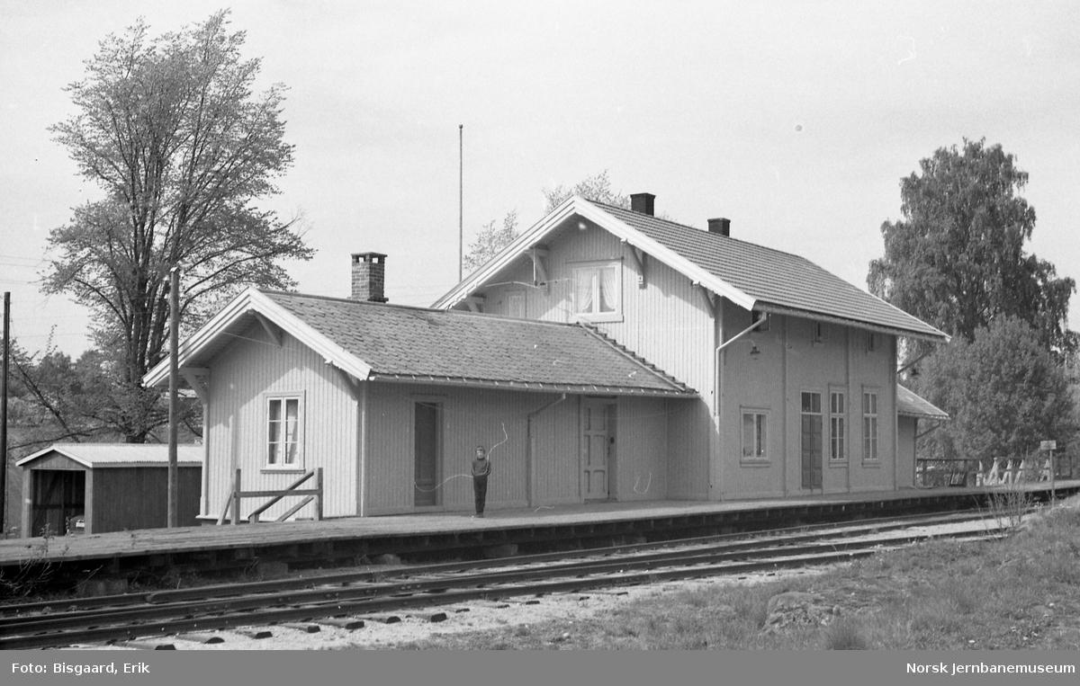 Snarum stasjon