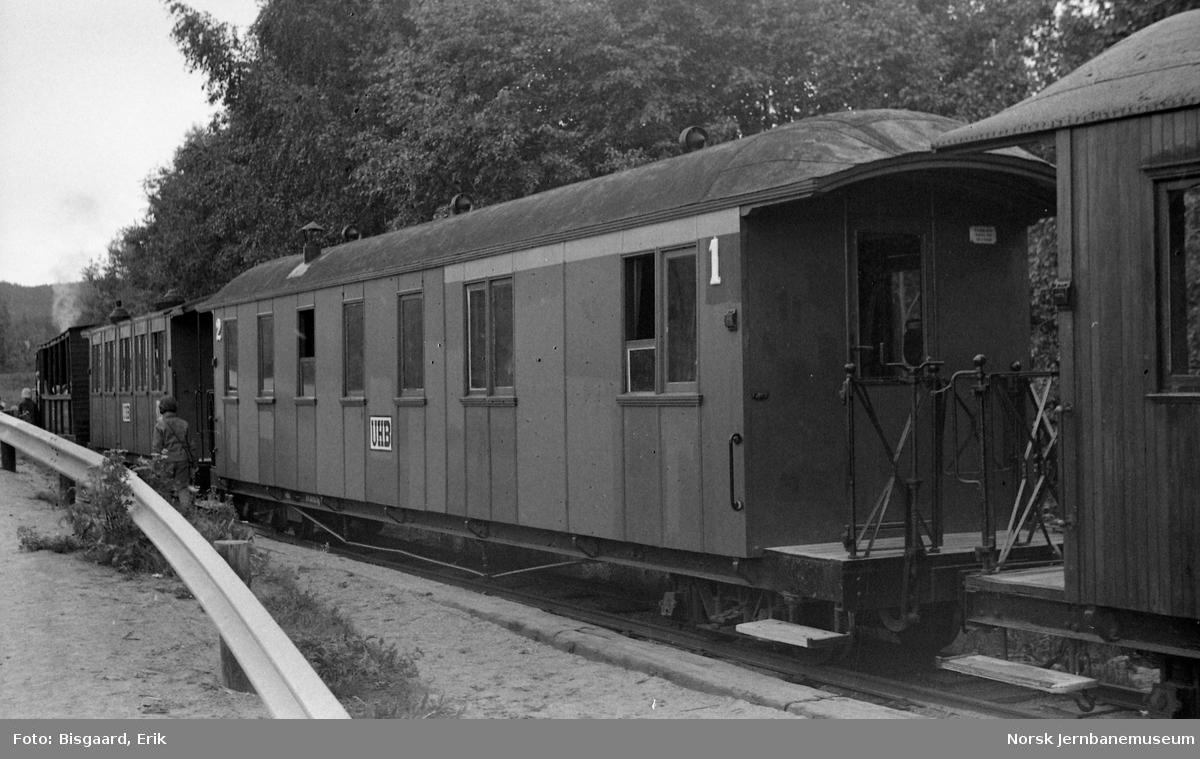 Urskog-Hølandsbanens personvogn litra BCo nr. 3
