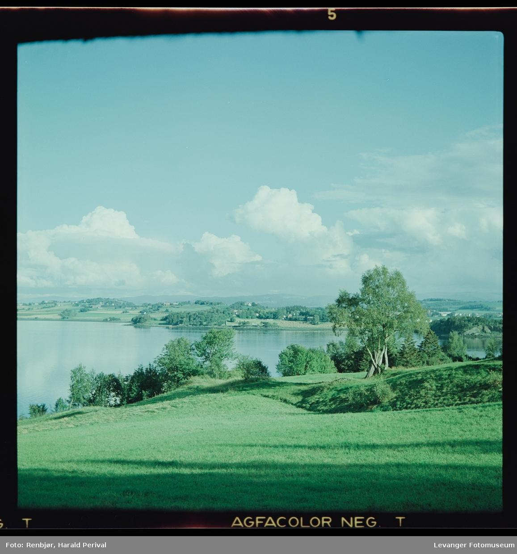 Utsikt  fra Nesset.