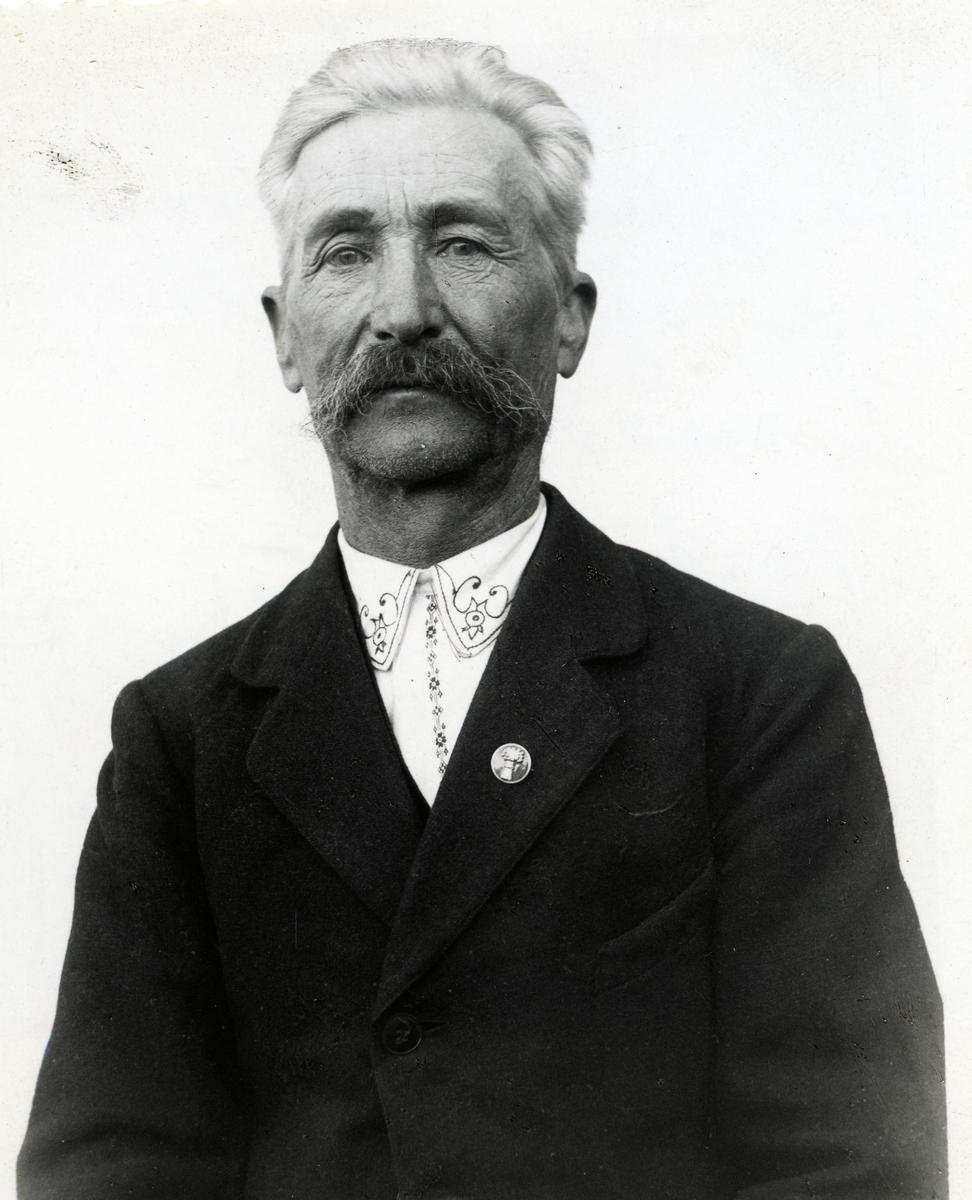 Urmaker og bonde Andreas Olsson Hauge