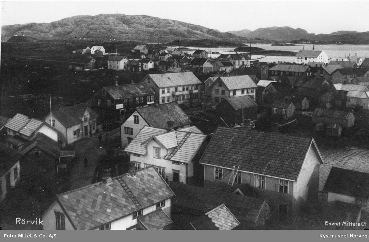Vikna, kommune, Rørvik Sentrum