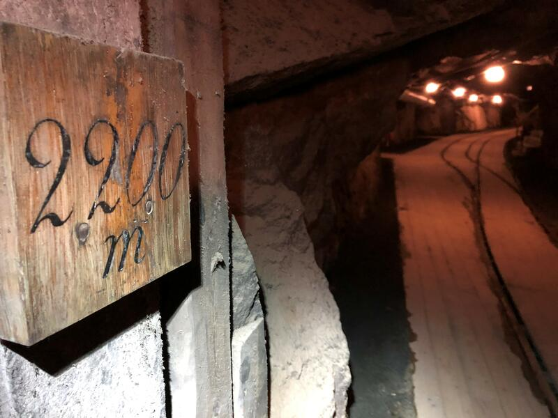 2200 meters merket i Christian den 7.stoll (Foto/Photo)