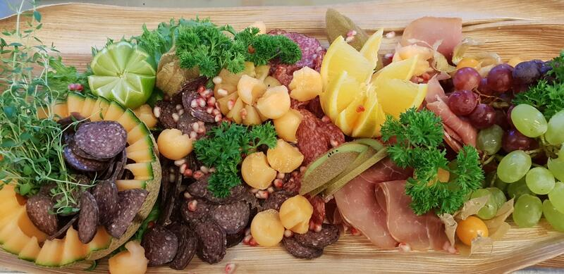Spekefat fra Grys Catering. (Foto/Photo)