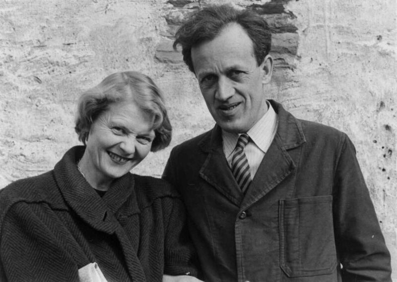 Ropeid og Hals 1955 (Foto/Photo)