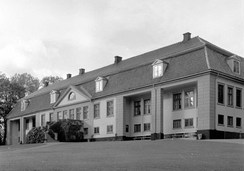Bogstad Gård, 1957 (Foto/Photo)