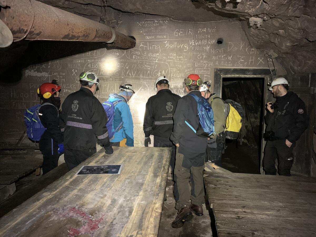 Sølvgruvene - Gottes Hulfe (Foto/Photo)