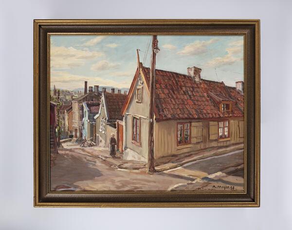 Maleri Enerhaugen. Foto/Photo