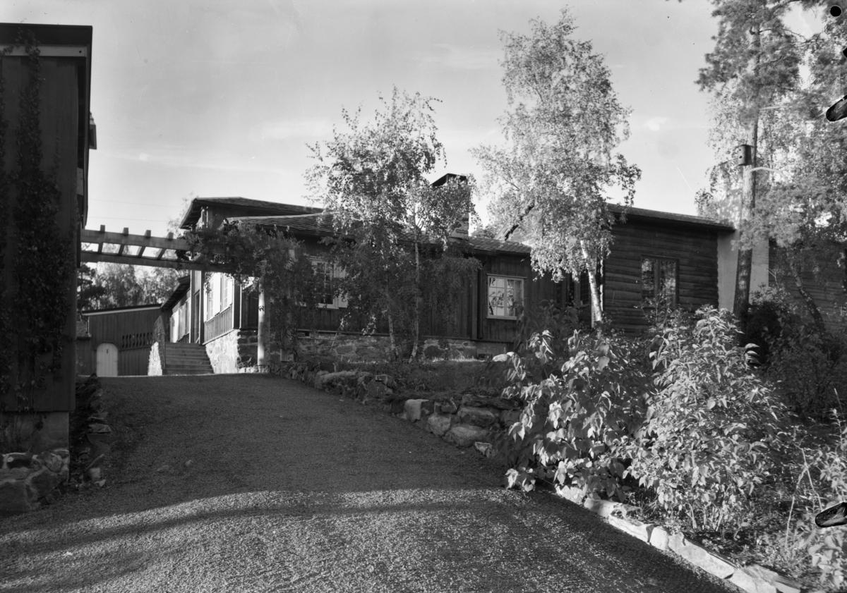 Nesøya.ark. Magnus Poulsson