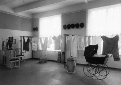 Utstillingen «Tilvekst til Bysamlingen», 1949 (Foto/Photo)