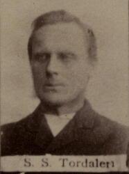 Stiger Svend S. Stordalen (1842-1904) (Foto/Photo)