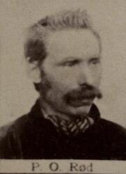 Pukkverksarbeider Paul O. Røed (1846-1922) (Foto/Photo)