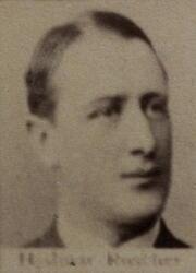 Aspirant Hjalmar Roscher (1859-1909) (Foto/Photo)