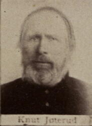 Varsleknekt Knut G. Ljøterud (1836-1914) (Foto/Photo)