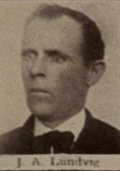 Murer Johan A. Lønnevig (1842-1890) (Foto/Photo)