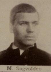 Borhauer Martin J. Sagvolden (1866-1940) (Foto/Photo)
