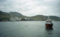 FATIMA-veiprosjektet. 'Etter befaring med fraktebåt og SIFI