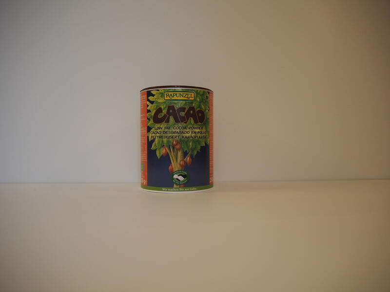 Kakaopulver fra Rapunzel (Foto/Photo)