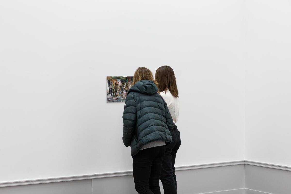 Bilder fra åpningen 20. mars 2021. Foto: Nadia Caroline Andersen / TKM. (Foto/Photo)