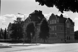 Herrgärdsskolan på 1970-talet