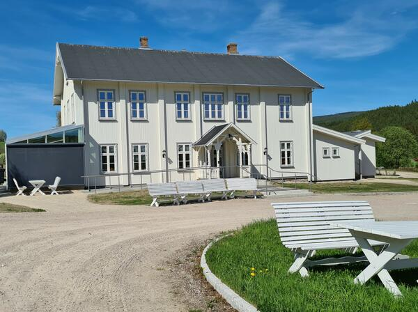 Berger_gamle_skole.jpg. Foto/Photo