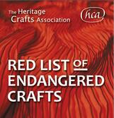 Red list of endangered crafts