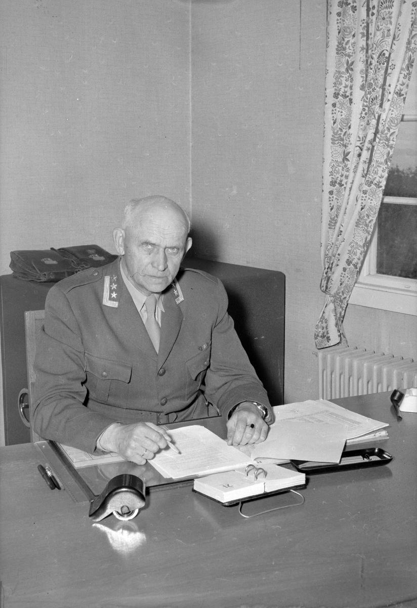 Oberst Roar Hegstad