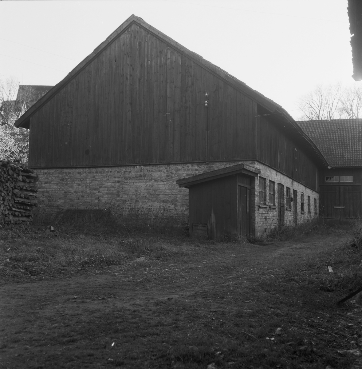 Kungsgården 1, Uppsala 1956